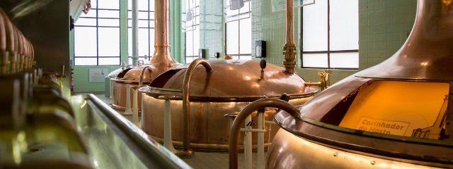 Várias cervejarias participam da rota cervejeira, entre elas a Bohemia (Crédito: arquivo DT)
