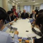 Delegação da China visita Secretaria de Estado de Turismo do Rio de Janeiro e firma parceria