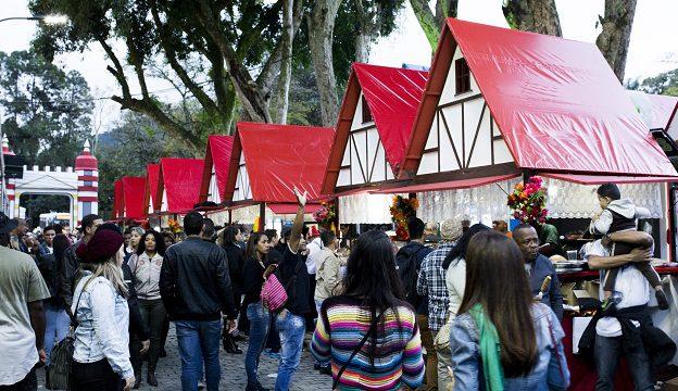 Petrópolis realiza sua festa alemã Bauernfest a partir do dia 22