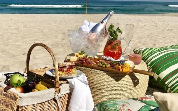 Hotel Mauí Maresias oferece cestas de piquenique e bicicletas para diversão à beira mar