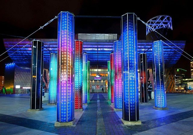 Festival Internacional de Luzes de Jerusalém começa dia 27 de junho