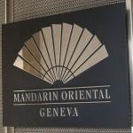 O Multicultural Mandarin Oriental Genebra