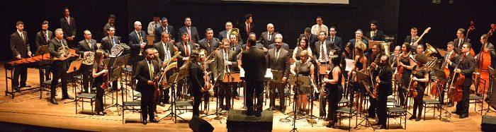 Orquestra Melhoramentos (Foto: Izabel Gazeta)
