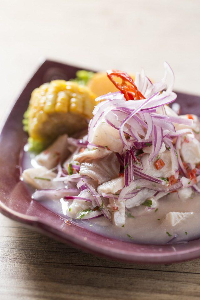 Restaurante peruano tem degustação de ceviches em seu novo menu