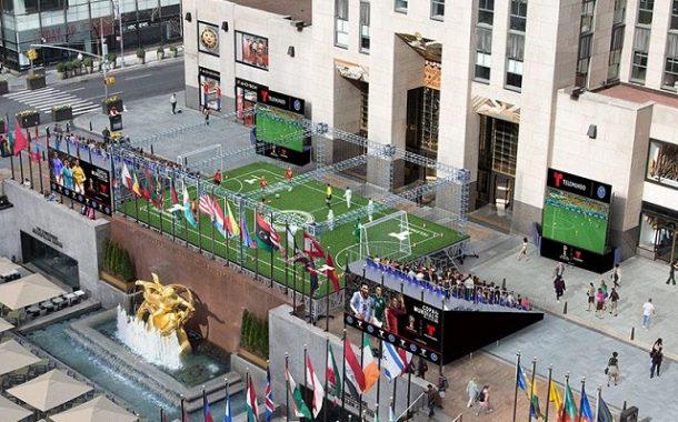 Clima de Copa do Mundo se estende pelo 2º semestre em NY