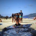 Visite Guarujá apoia Projeto Ondas