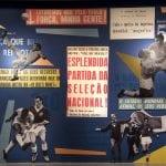 """Seleção brasileira de 58 tem exposição """"A Primeira Estrela: o Brasil na Copa de 1958"""" no museu do Futebol"""