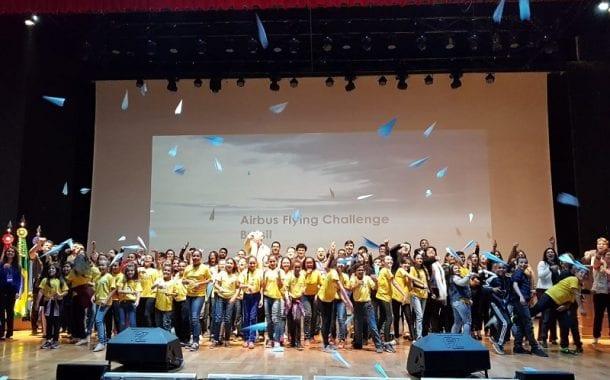 Airbus Foundation traz o projeto Flying Challenge para a América Latina