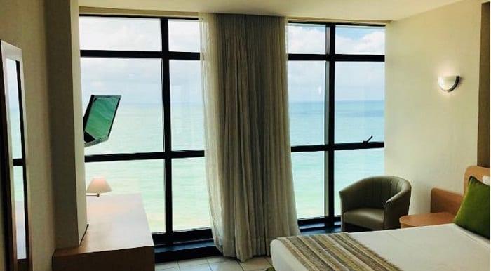 Retrofit completo no Golden Park Recife Boa Viagem aprimora estrutura e serviços do hotel