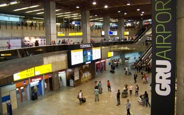 GRU Airport recebe Lufthansa Airport Run