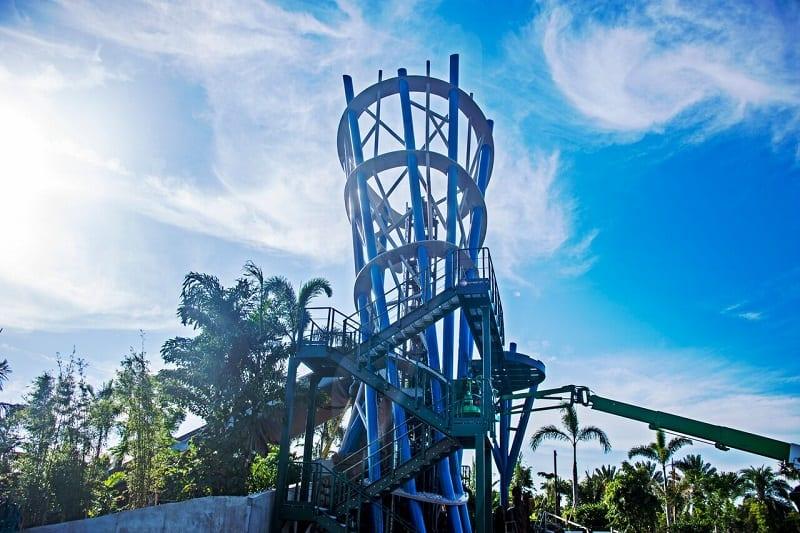 SeaWorld Orlando ganha nova atração: a Infinity Falls