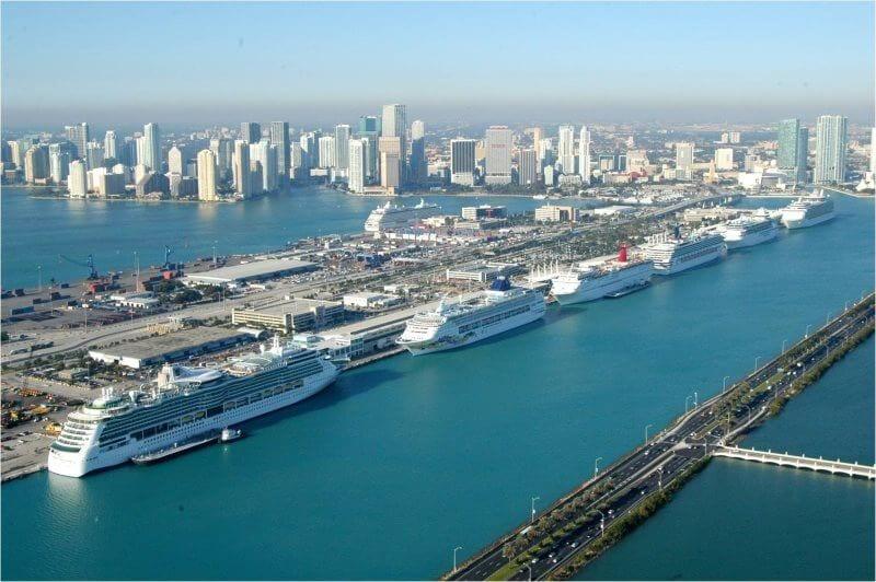 MSC Cruzeiros anuncia novo terminal de cruzeiros em PortMiami