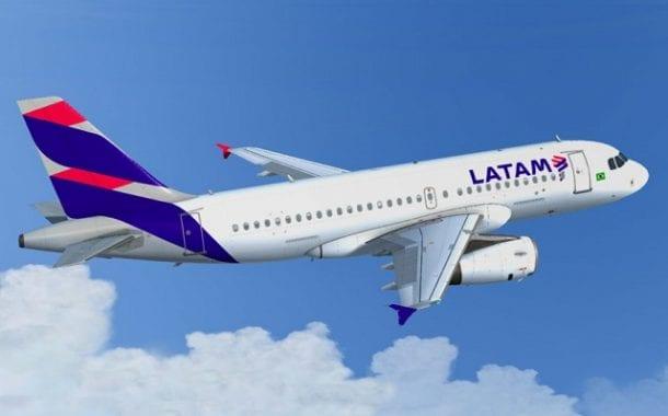 Latam comunica ajuste de voos em Manaus