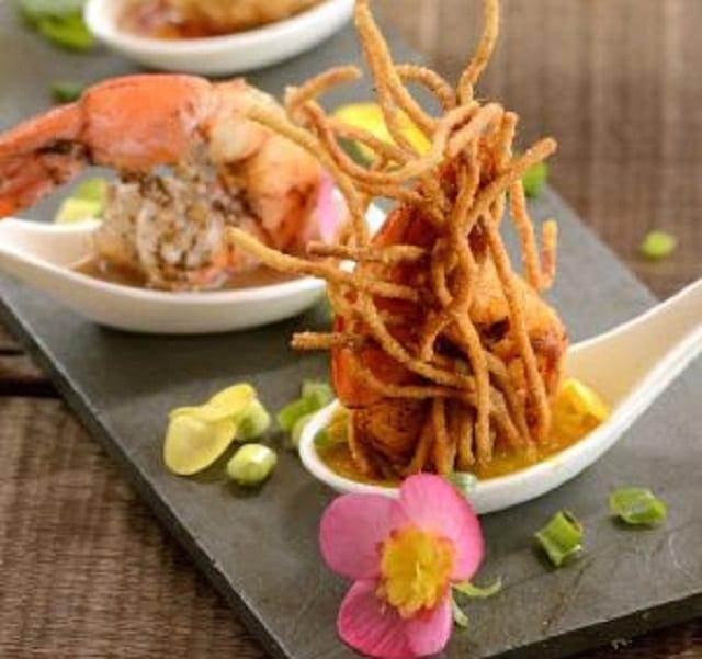 Restaurante Tantra oferece criações de inverno, afrodisíacas e exóticas