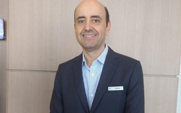 CEO do Royal Palm Plaza Antonio Dias: