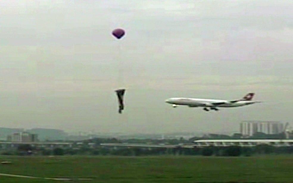 GRU Airport promove campanha sobre os riscos de acidentes com pipas e balões