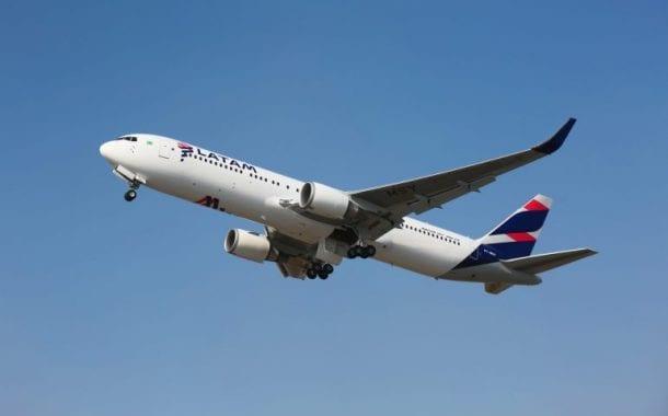 Grupo LATAM Airlines divulga estatísticas operacionais preliminares de julho
