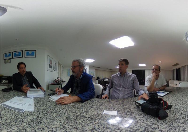 """Secretário de Turismo da Bahia José Alves: """"Após edital, complexo de convenções sai em no máximo 18 meses"""""""