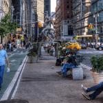 Arquitetura futura: ruas não são só passagem, mas espaços públicos, e devem ser aproveitadas