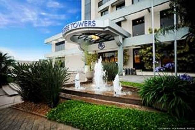 Blue Tree Towers Anália Franco apresenta serviço de transfer