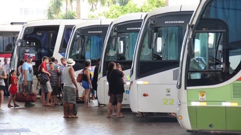Turismo rodoviário em alta: empresa registra crescimento de 77% no primeiro semestre de 2018