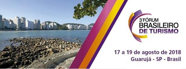 Rádio Transamérica apoia 3º Fórum Brasileiro de Turismo