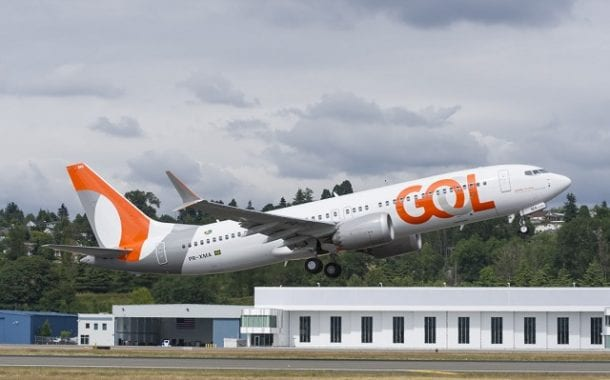 GOL lança primeiro voo internacional partindo do Espírito Santo