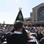 Comemoração do restauro da Imagem de Nossa Senhora Aparecida movimenta 140 mil peregrinos