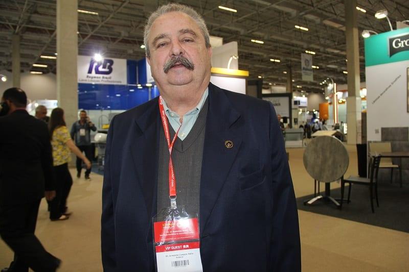 Presidente da Ubrafe: