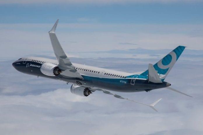 Copa Airlines inaugura seu Boeing MAX9