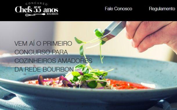 Rede Bourbon prorroga primeira seleção de cozinheiros amadores