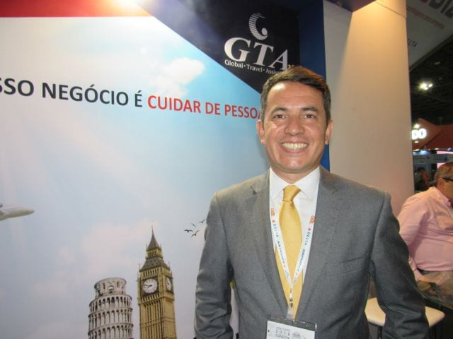 GTA - Global Travel Assistance na 46ª Abav Expo: