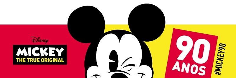 Ao comemorar 90 anos, Mickey Mouse continua vivo na memória de crianças e adultos