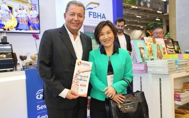 FBHA discute parcerias durante a Equipotel