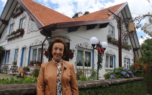 Hotel Ritta Höppner, de Gramado, completa 60 anos