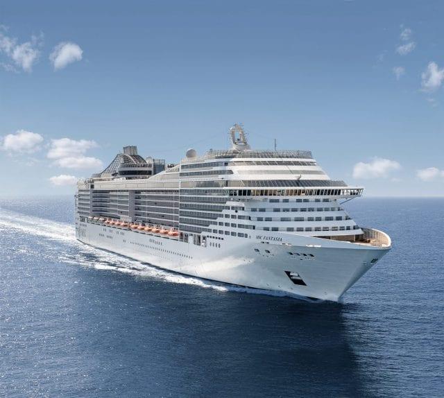 MSC Fantasia oferecerá Nápoles como um dos principais destaques de seu itinerário