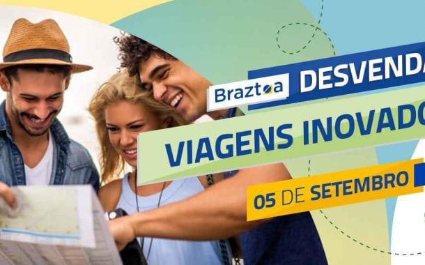 Unibes Cultural será palco do Braztoa Desvenda – Viagens Inovadoras