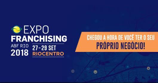 Flyworldparticipa da12ª edição da Expo Franchising ABF Rio