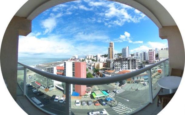 Hotelaria de Salvador tem ocupação de 58,64% em agosto