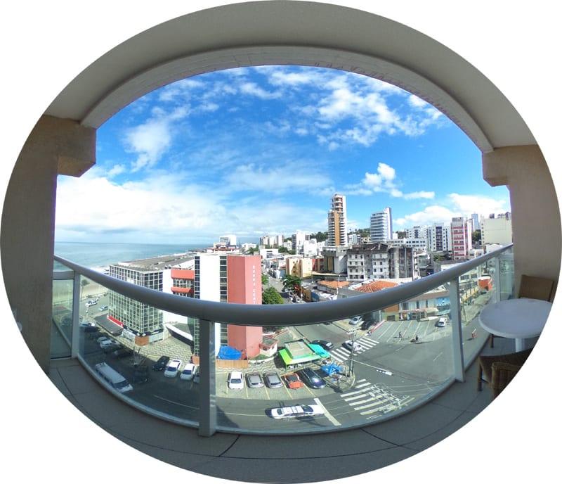 Salvador tem taxa de ocupação hoteleira de 62,14% em 2018
