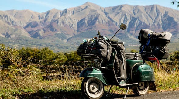 "Moto Vespa representa o ""Made in Italy"" no mundo"