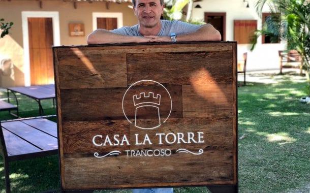 Hotel boutique Casa La Torre será inaugurado na Bahia