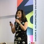 """Chieko Aoki ressalta a importância da """"cultura do bem cuidar"""""""