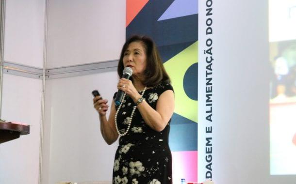 Chieko Aoki ressalta a importância da