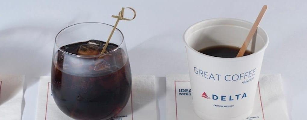 Delta anuncia fim do uso de plásticos descartáveis em suas aeronaves