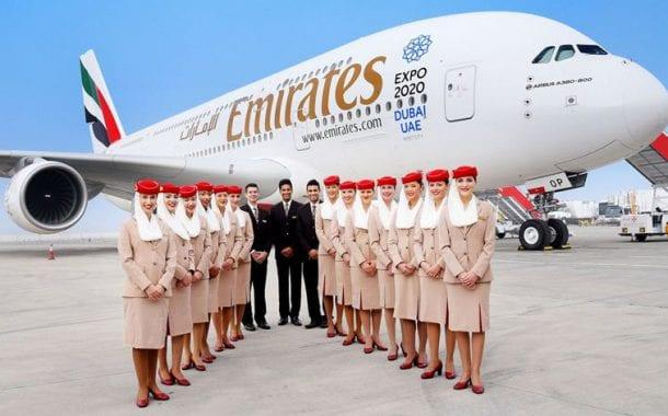 Emirates oferece tarifas especiais para Dubai e destinos na Ásia e Europa