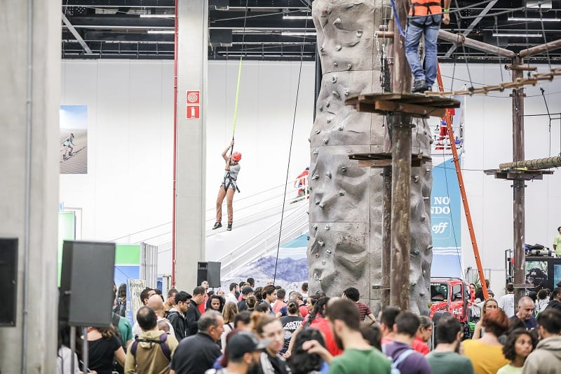 0f9c3c8085 Adventure Sports Fair reúne marcas e especialistas do turismo de aventura