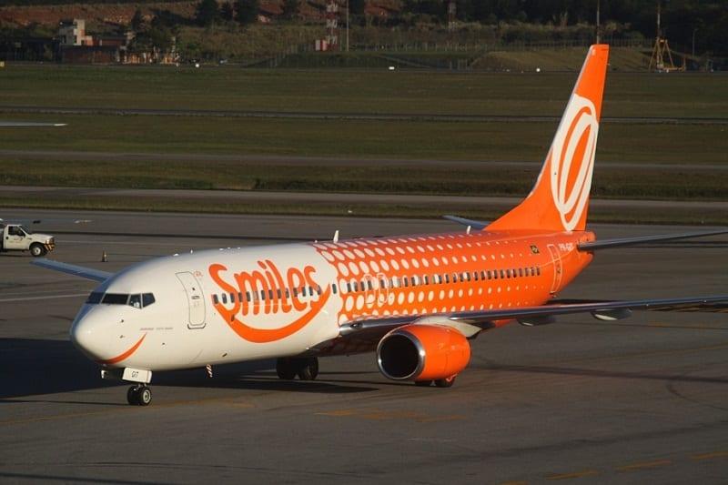 GOL anuncia reajuste do preço de transferência de passagens e milhas para o Smiles