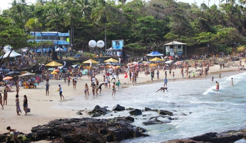 Itacaré recebe o Mundial do Surf masculino e feminino