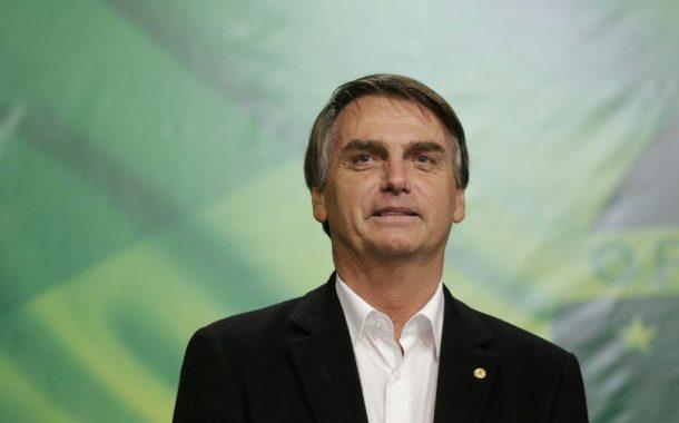 Jair Bolsonaro é eleito o novo presidente do Brasil